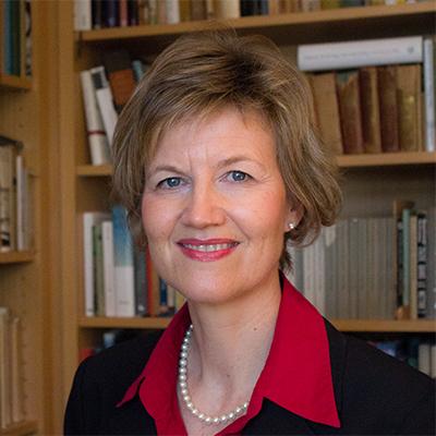 Portrait Dr. Hilde Malcomess